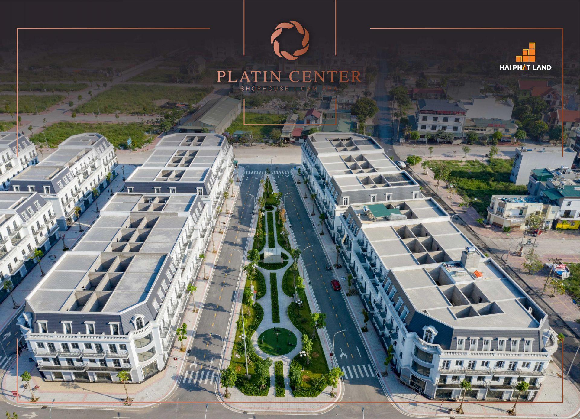 Cập nhật thực tế dự án Platin Cẩm Phả tháng 12/2020