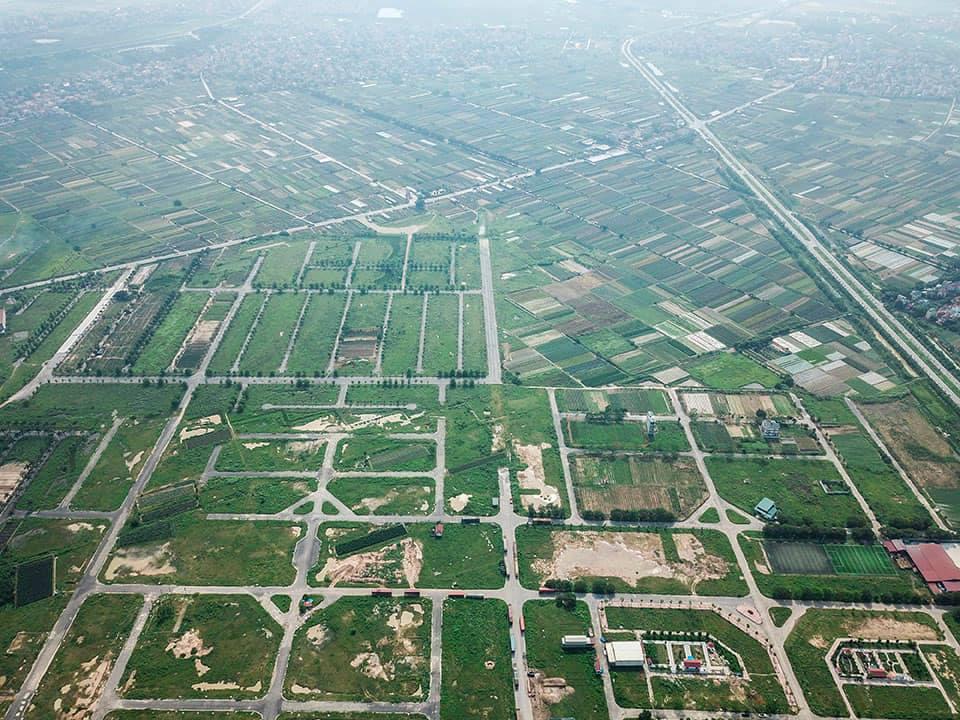 Phối cảnh dự án Cienco 5 Mê Linh Hà Nội